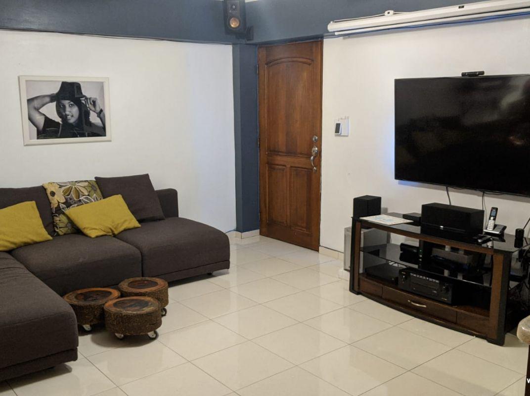 Apartamento en venta Villa peravia, Alameda