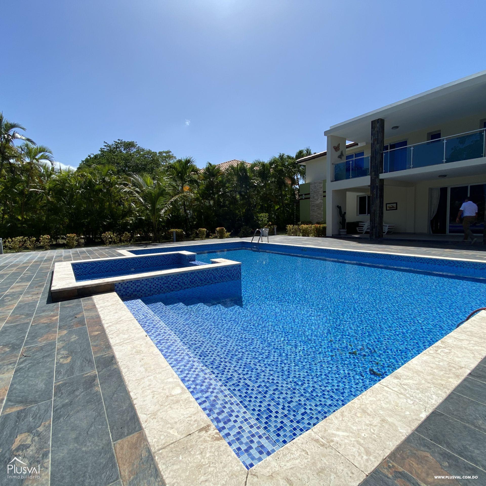Villa en venta amueblada, Cocotal