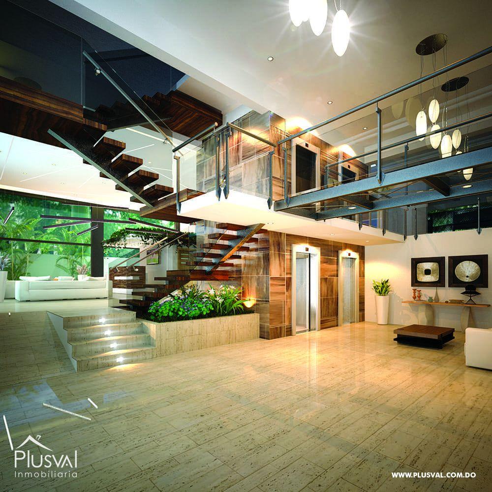 Penthouse en venta en Paraiso con excelentes areas sociales