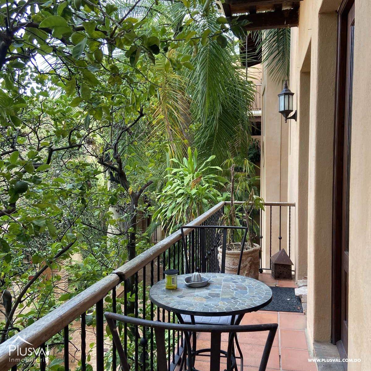 Apartamento en Venta, Zona Colonial impresionantes Áreas Sociales y cerca de atractivos turísticos