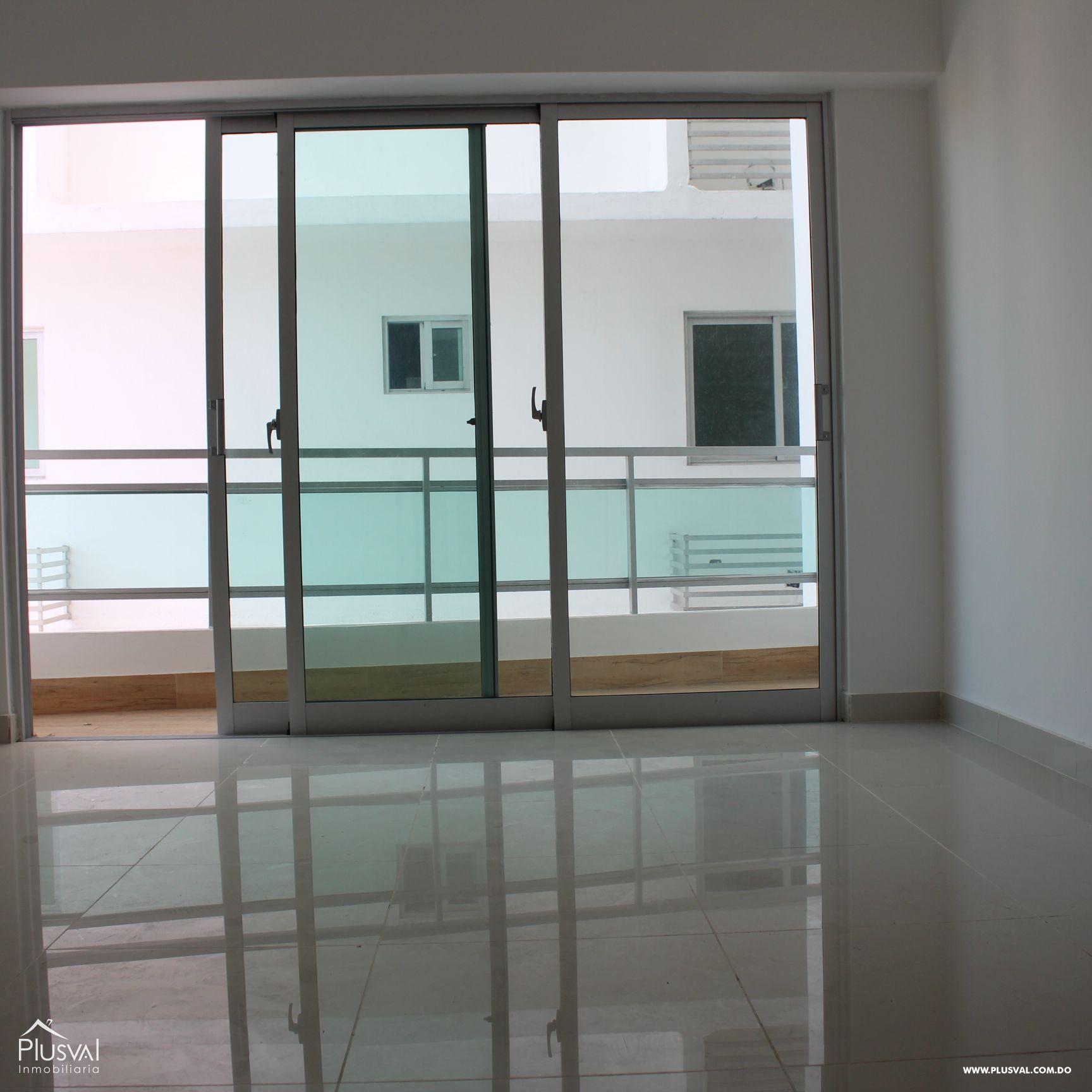 Apartamento en alquiler, Gazcue