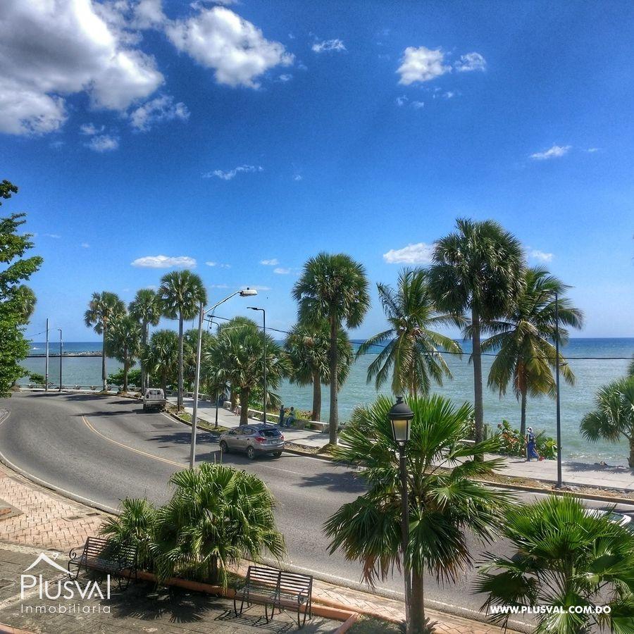 Venta Apartamento Estudio Con VIsta al Mar en la Zona Colonial