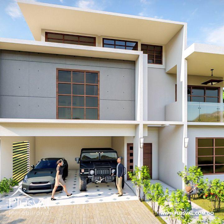 Villa en Playa Nueva Romana
