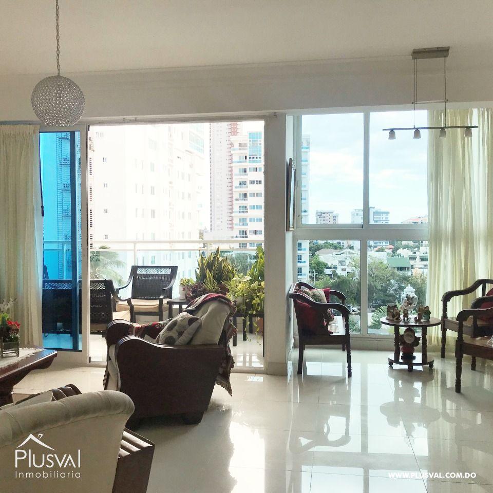 Apartamento en venta Bella Vista con vista al mar y próximo a Downtown Center