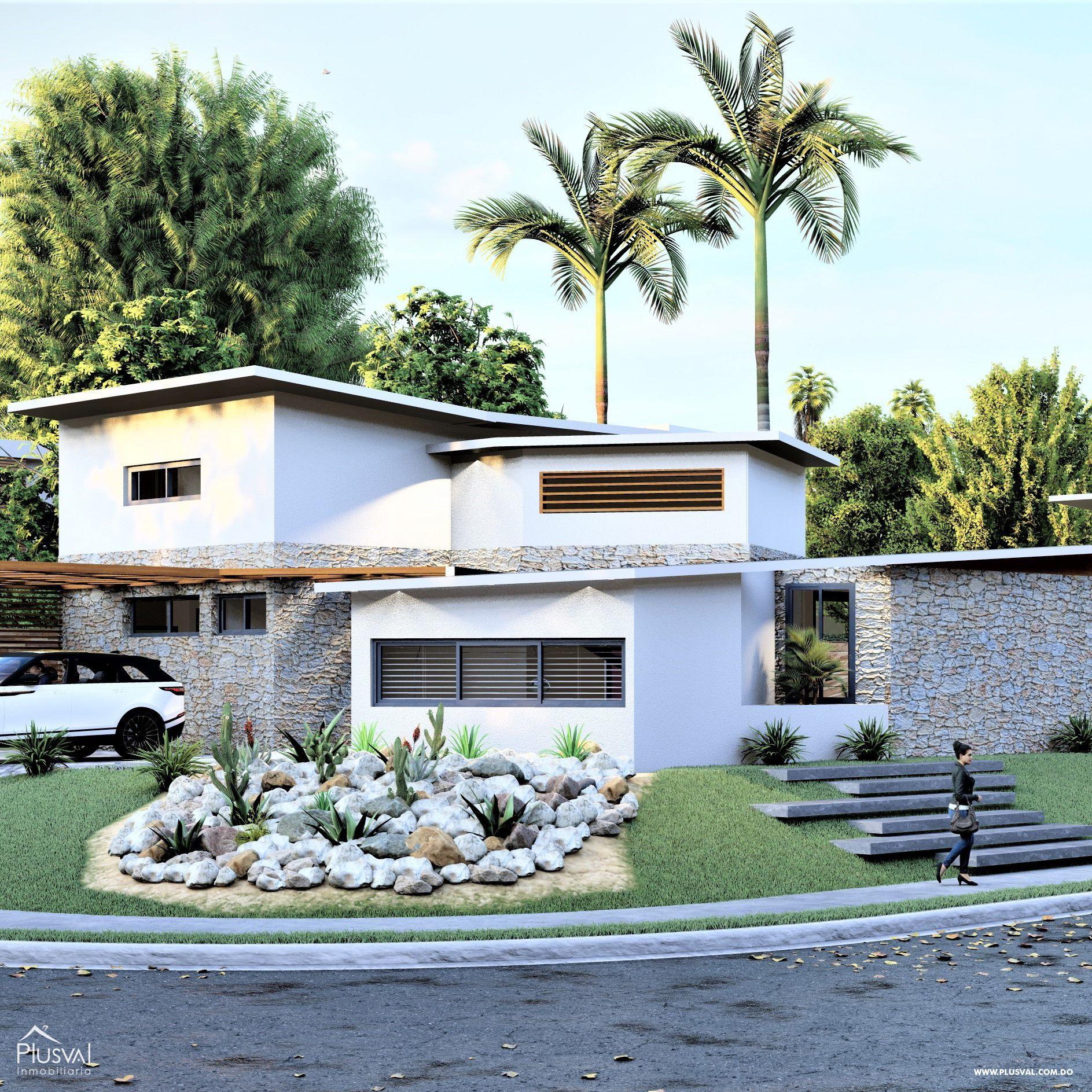 Villa en venta, ubicada en Punta Cana.