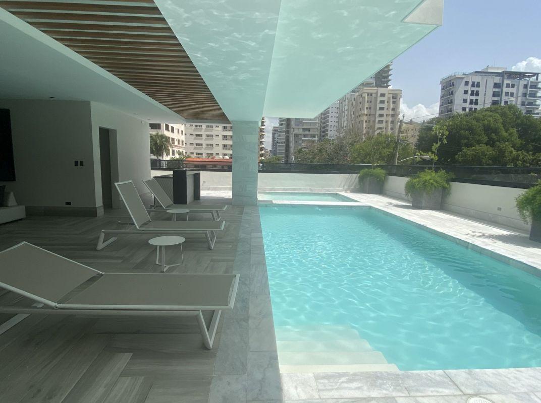 Apartamento nuevo listo en venta, Piantini