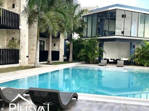 Venta Apartamento 1 hab en Puntacana Village, en terminacion de lujo
