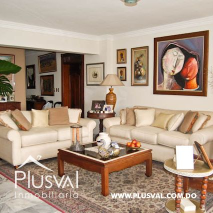 Amplio apartamento en La Esperilla