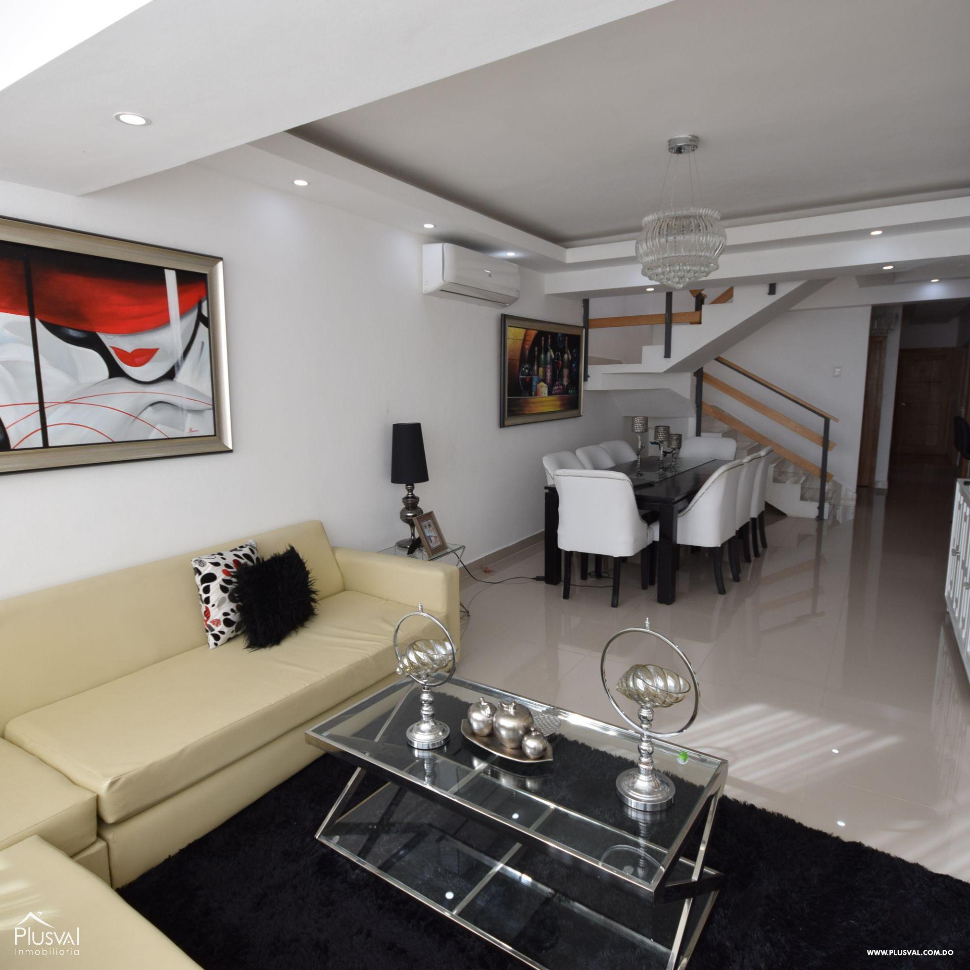 Penthouse 2 niveles con Jacuzzi Jardines del Sur