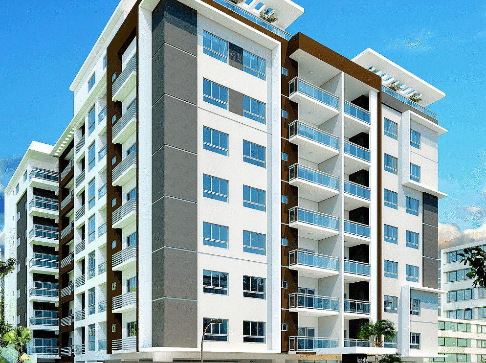 Apartamento de Venta en Bella Vista cuenta con 3 habitaciones