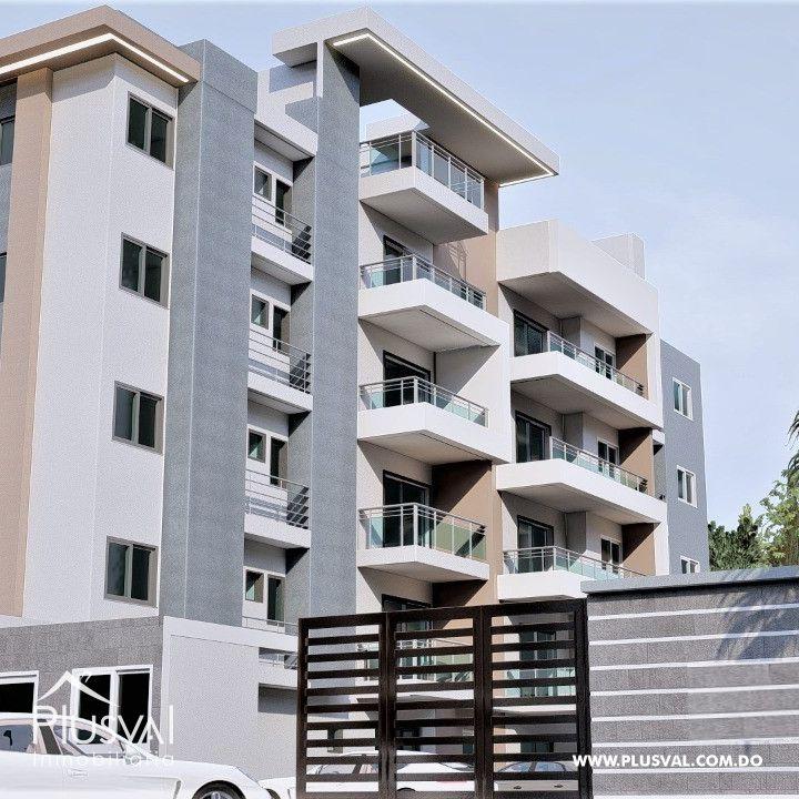 Apartamento Autopista San Isidro 174775