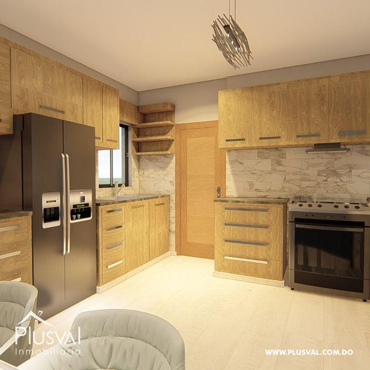 Apartamento Autopista San Isidro 174783