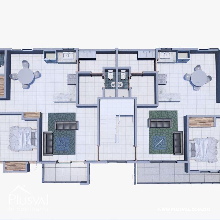 Apartamento Autopista San Isidro 174786