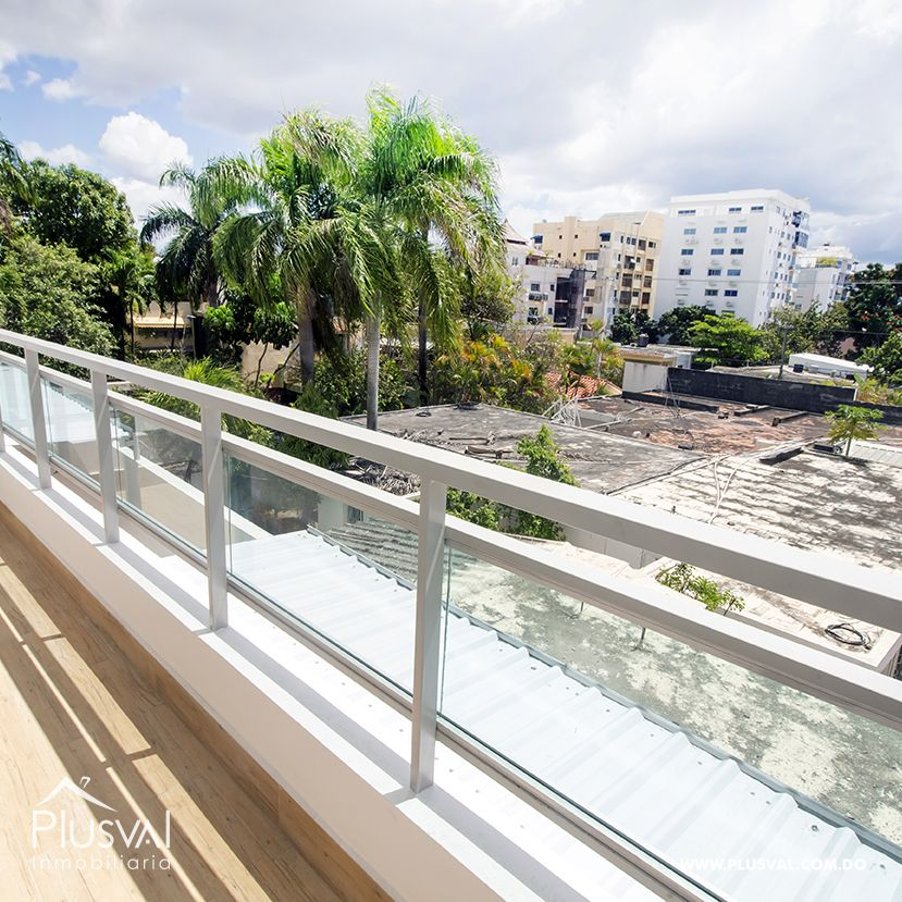 Apartamento Alquiler Gazcue