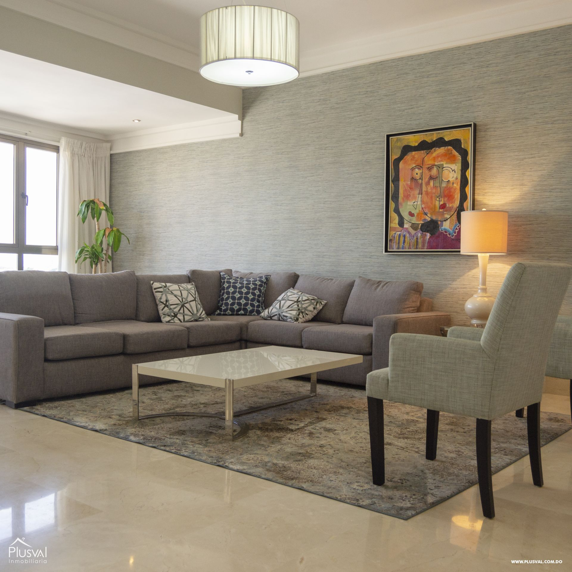 Gran apartamento de alquiler en Paraiso