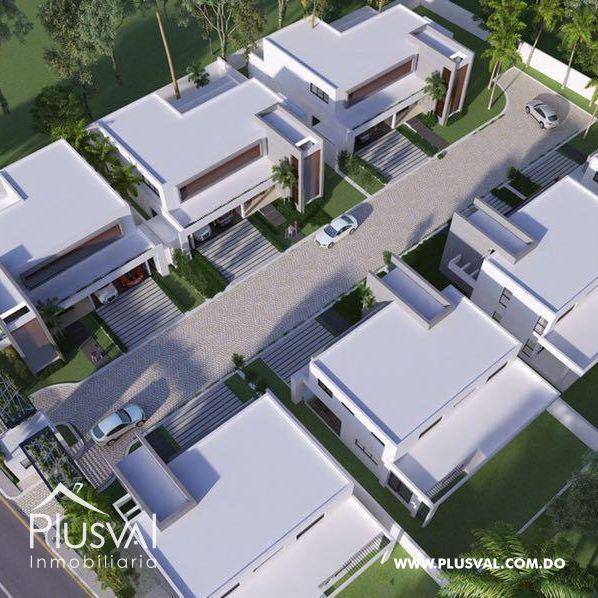 Proyecto de Casas de Lujo en Construcción 141686