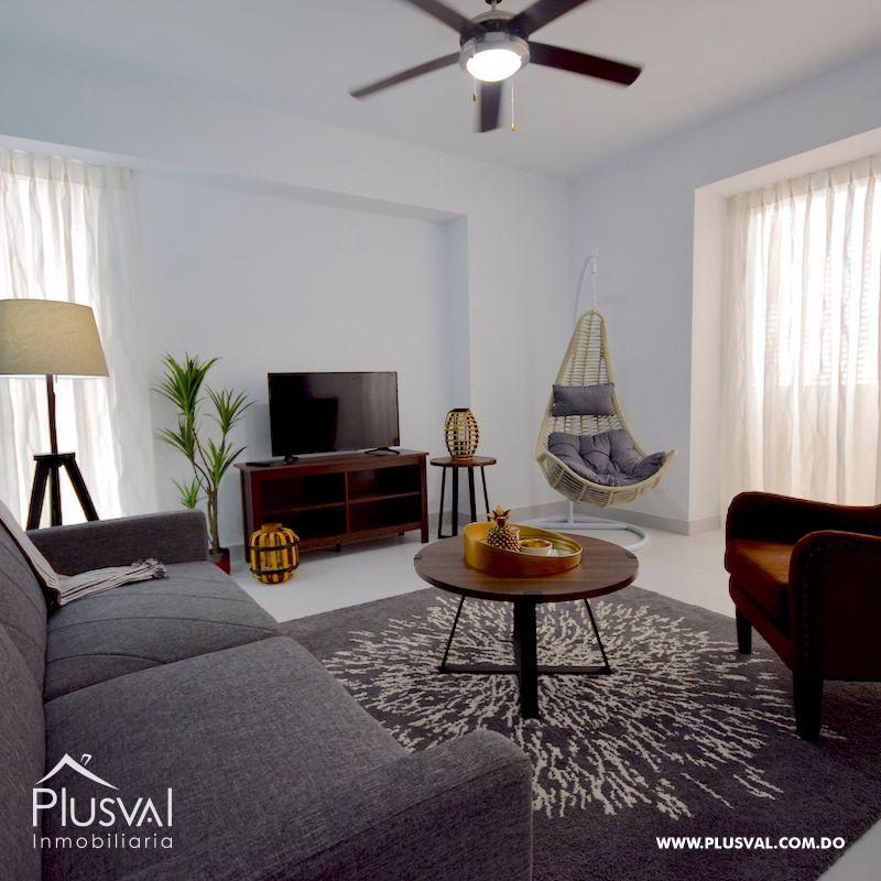 Apartamento contemporáneo