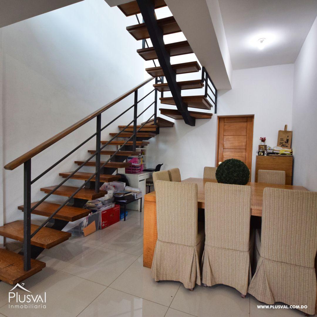 Contemporáneo penthouse 142170