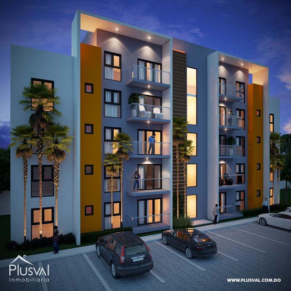 Apartamento de Venta en Construcción