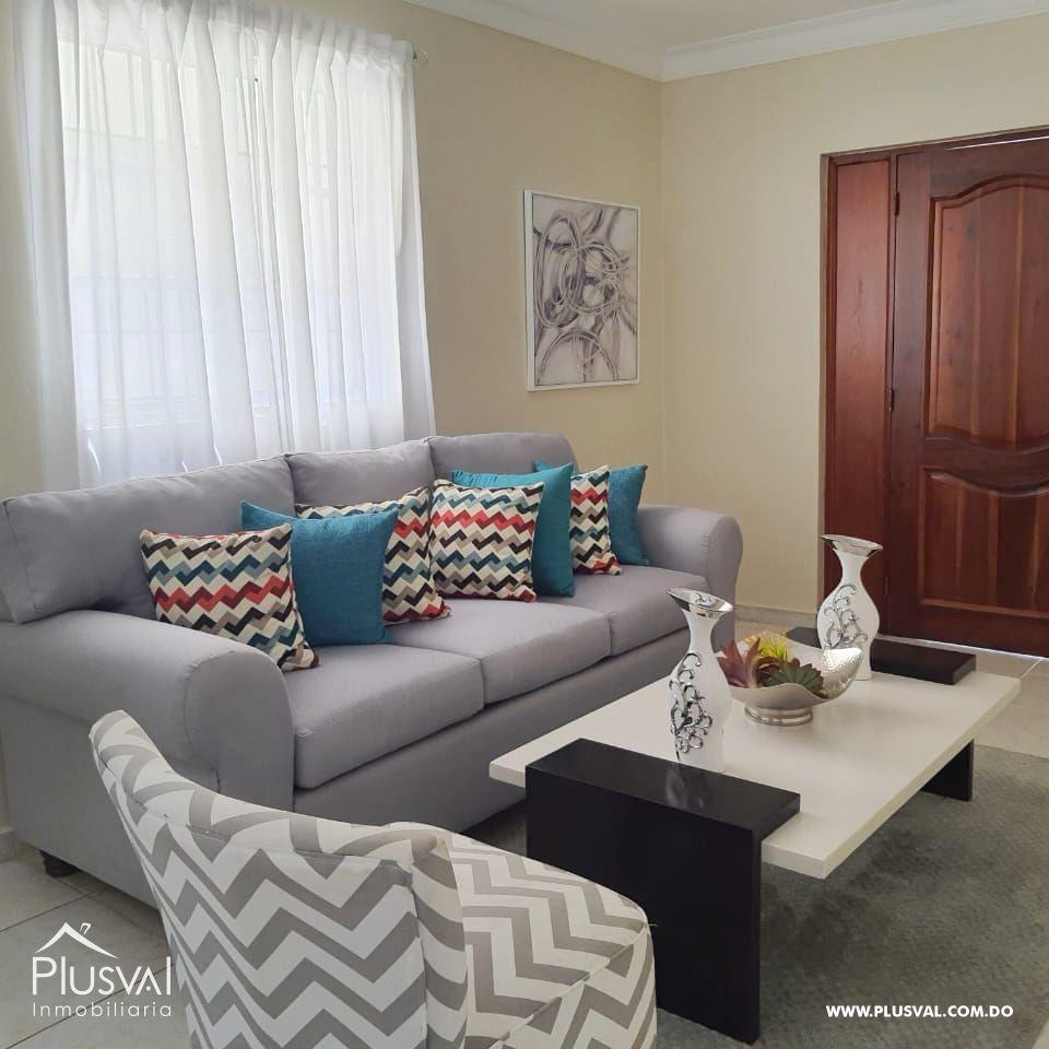 Residencia de Dos niveles con Piscina en Villa María