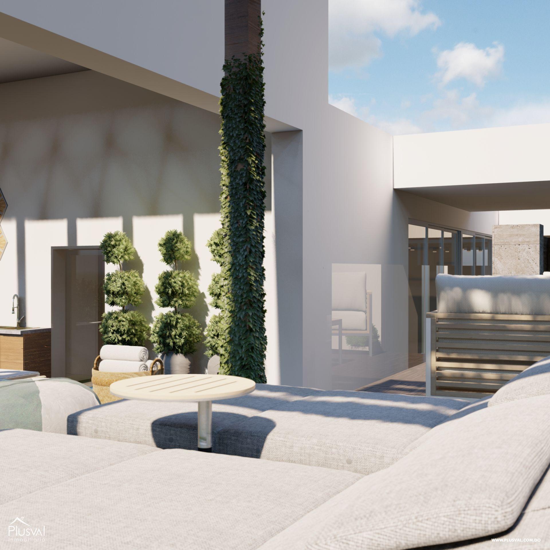 Apartamentos en construcción para la venta en Naco 142521