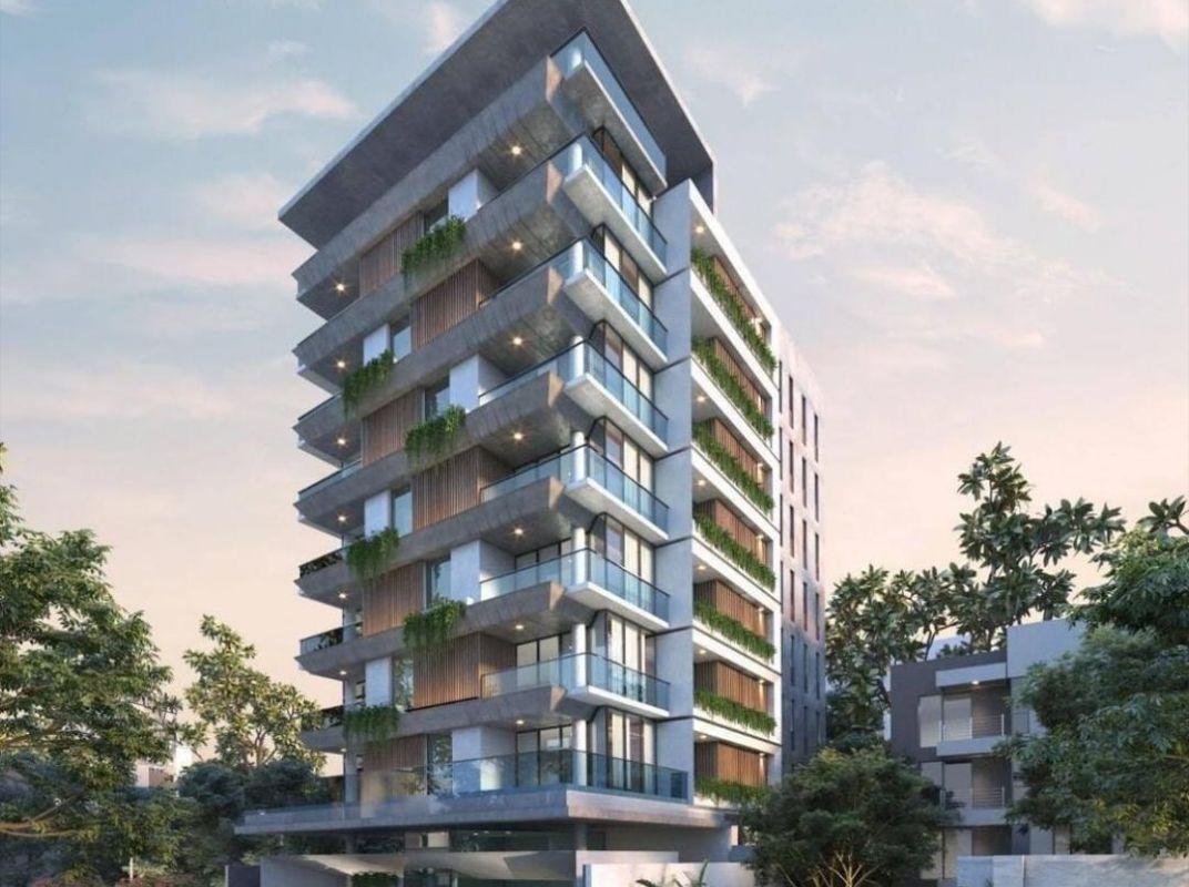 Apartamento de 3 habitaciones con terraza en Mirador Sur