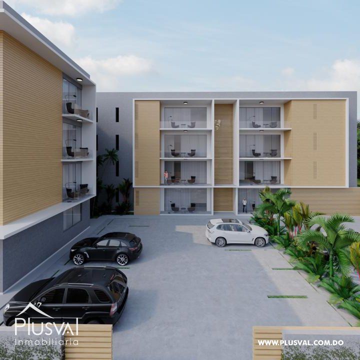 Proyecto residencial moderno en Villas del Norte
