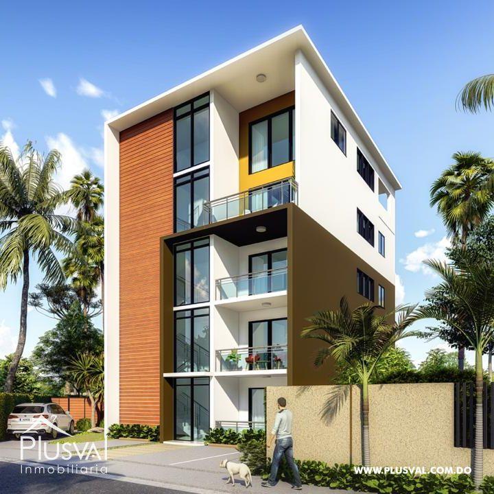Exclusivo complejo residencial privado