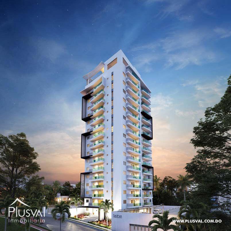 Exclusivo Apartamento Tipo Suite en Zona Premium