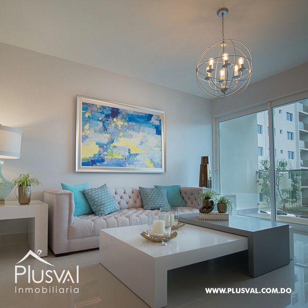 Amplio, moderno y céntrico apartamento a la venta