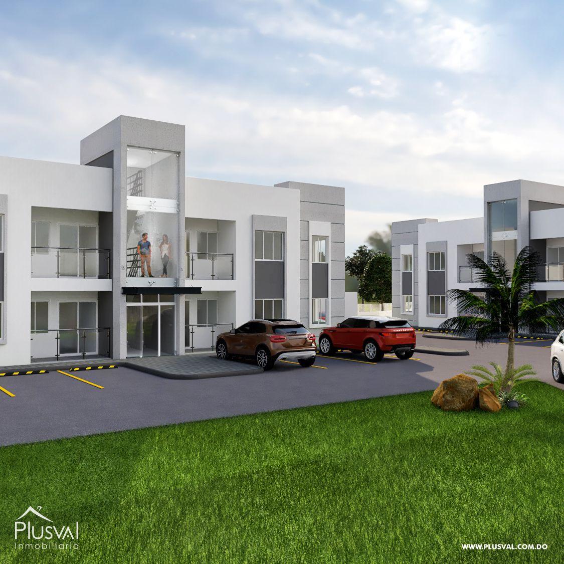Exclusivo Apartamento de Venta en Moca