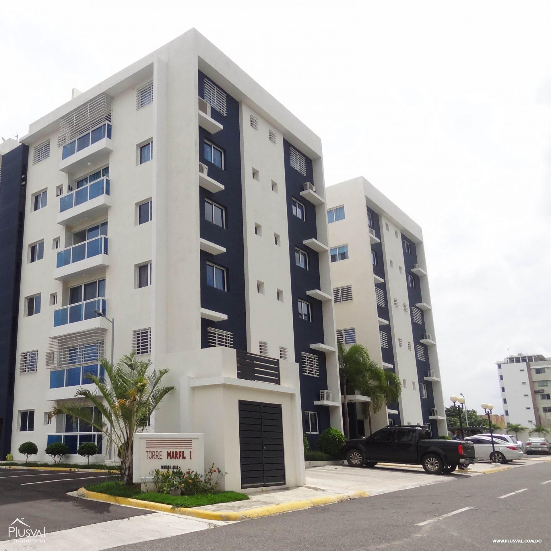 Amplio Apartamento en Venta en Proyecto Privado