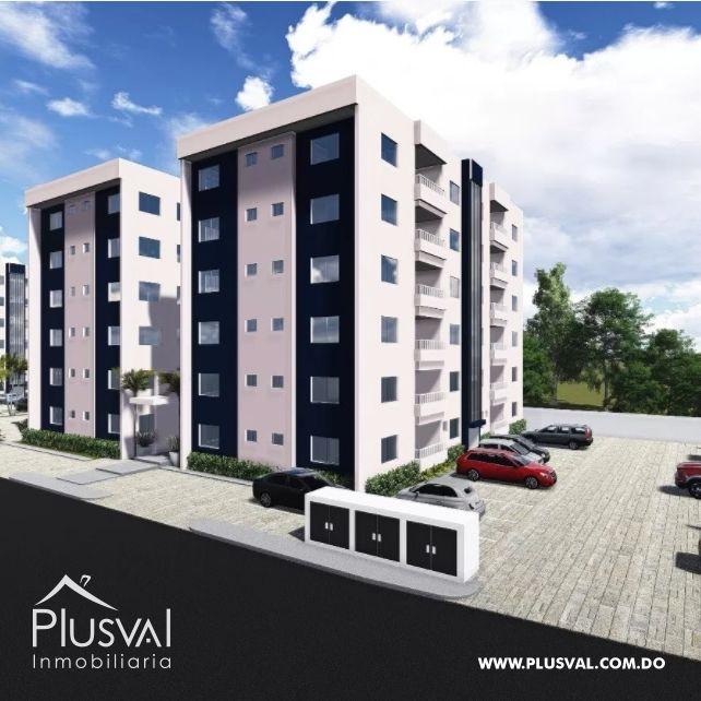 Amplio Apartamento en Venta en Proyecto Privado 143220