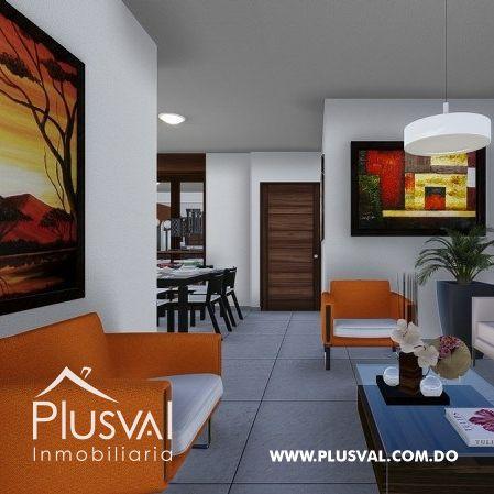 Amplio Apartamento en Venta en Proyecto Privado 143221