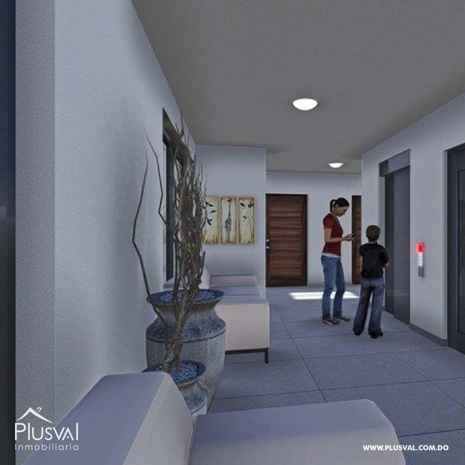 Amplio Apartamento en Venta en Proyecto Privado 143222