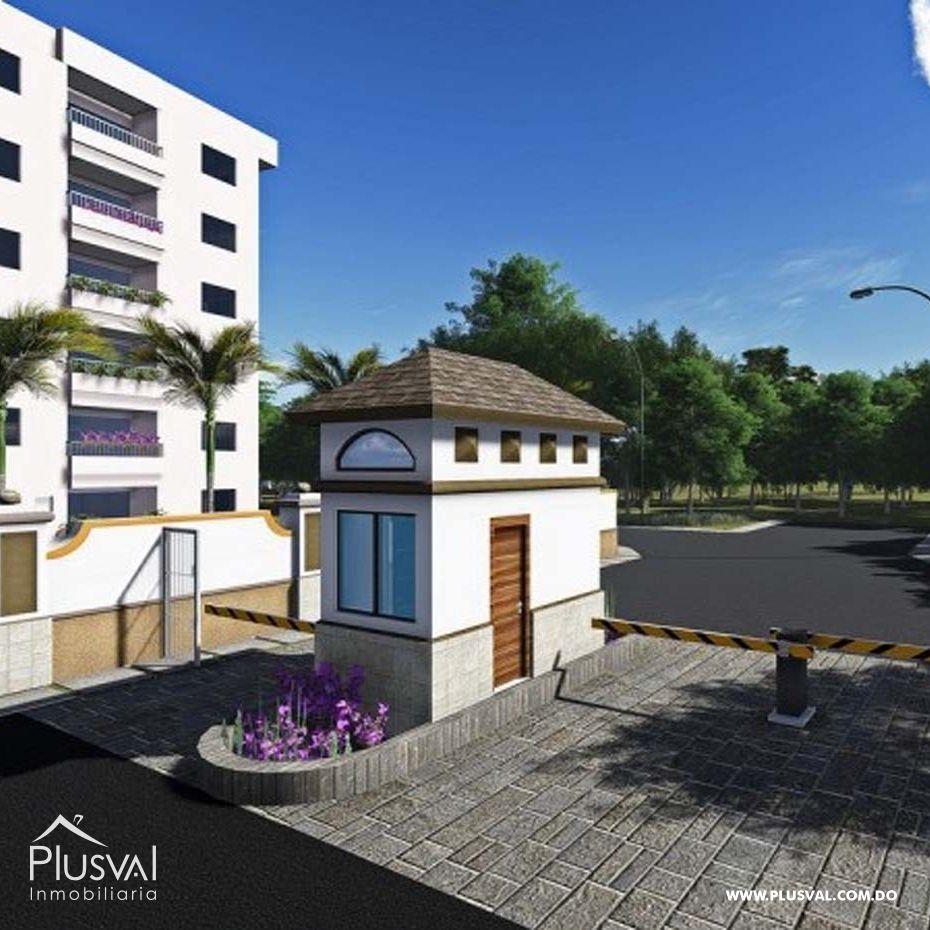 Amplio Apartamento en Venta en Proyecto Privado 143223