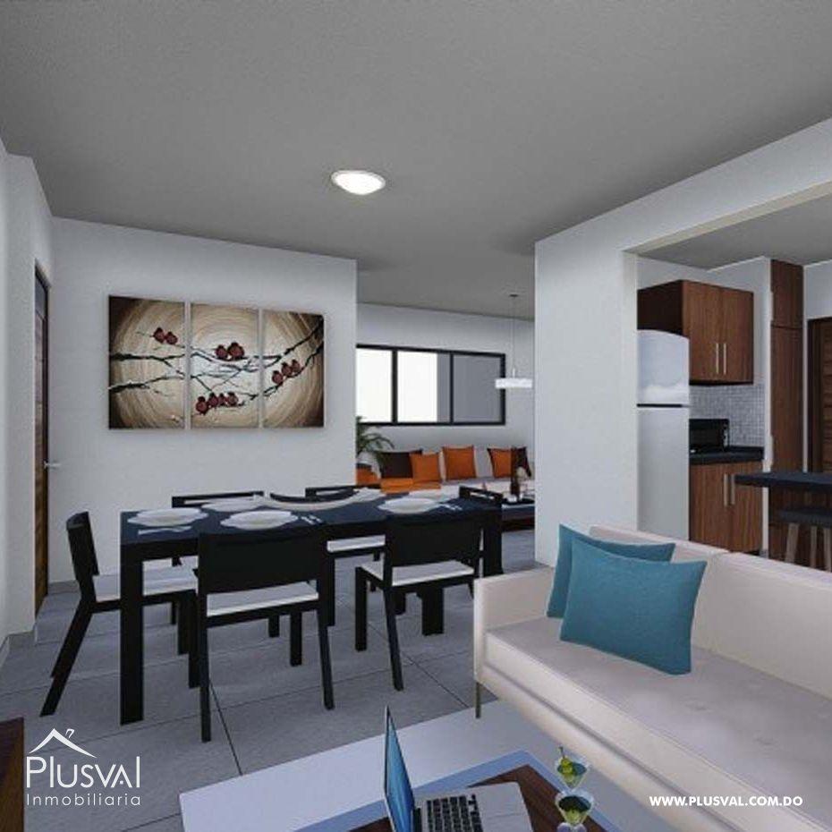 Amplio Apartamento en Venta en Proyecto Privado 143224