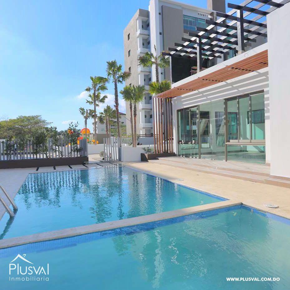 Apartamento en venta con piscina en Jardines del Este