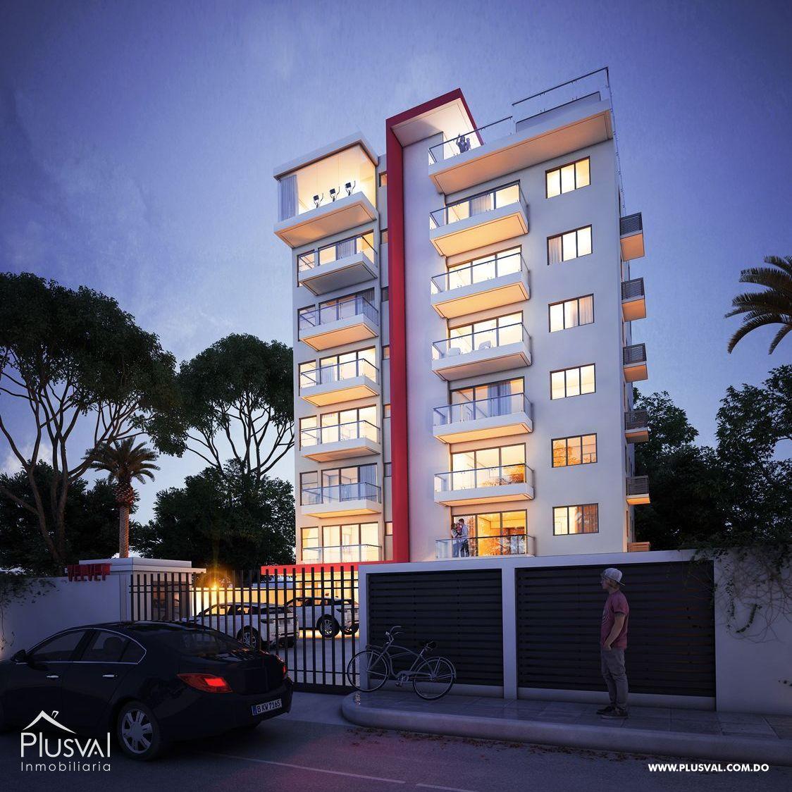Apartamento con Area Social a la venta en La Rinconada
