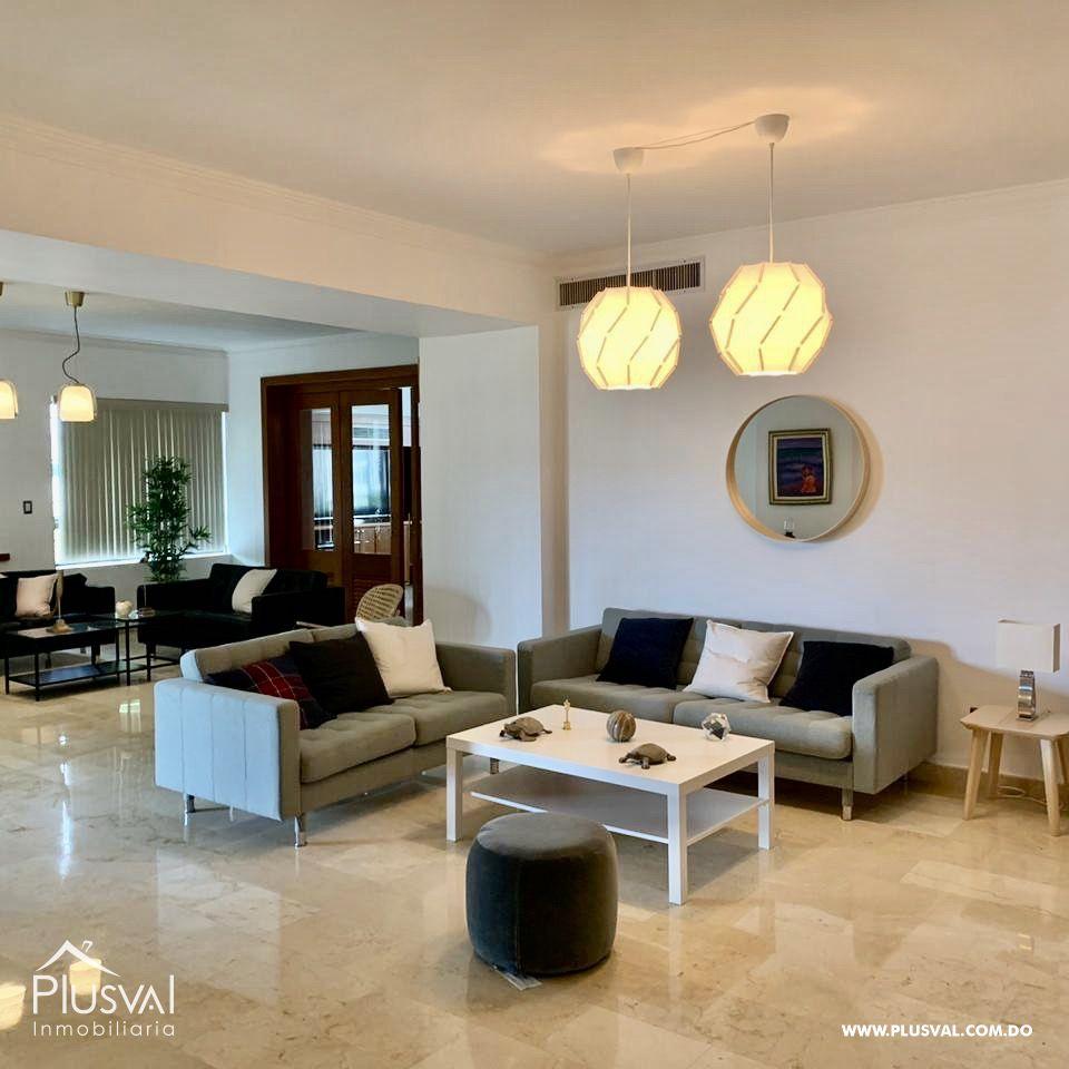 Apartamento en alquiler, Piantini