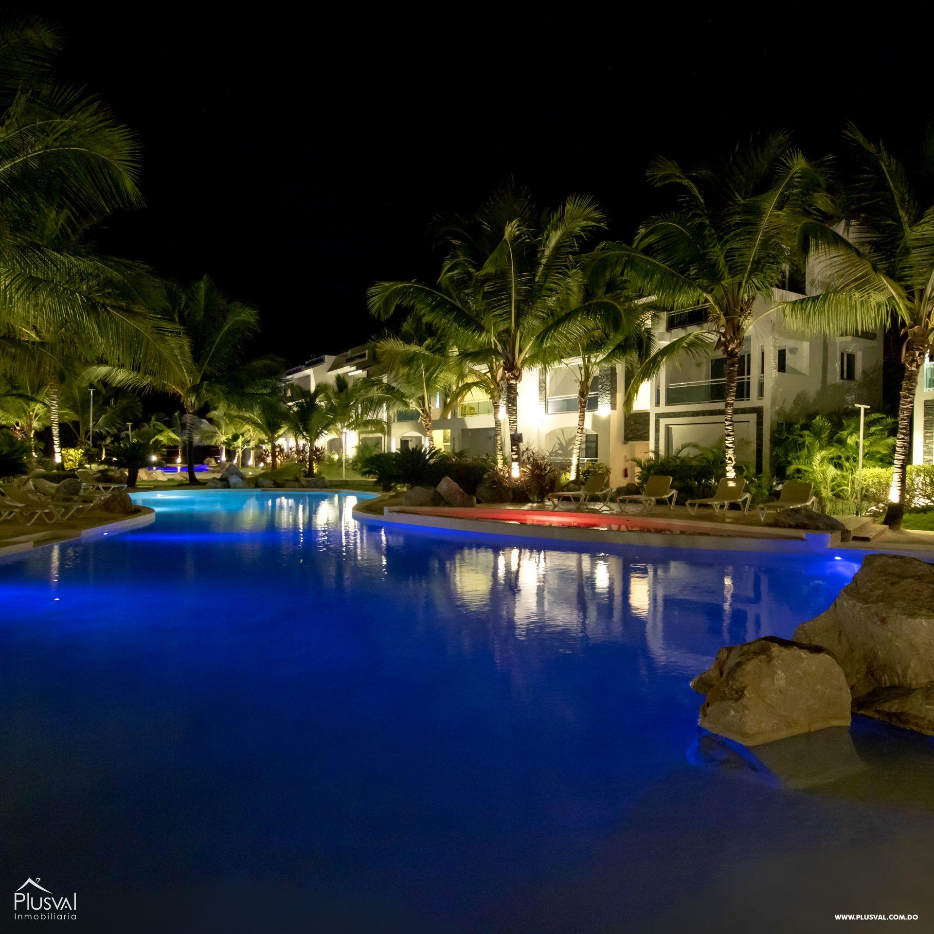 Penthouse en venta, cerca de la playa, Dominicus