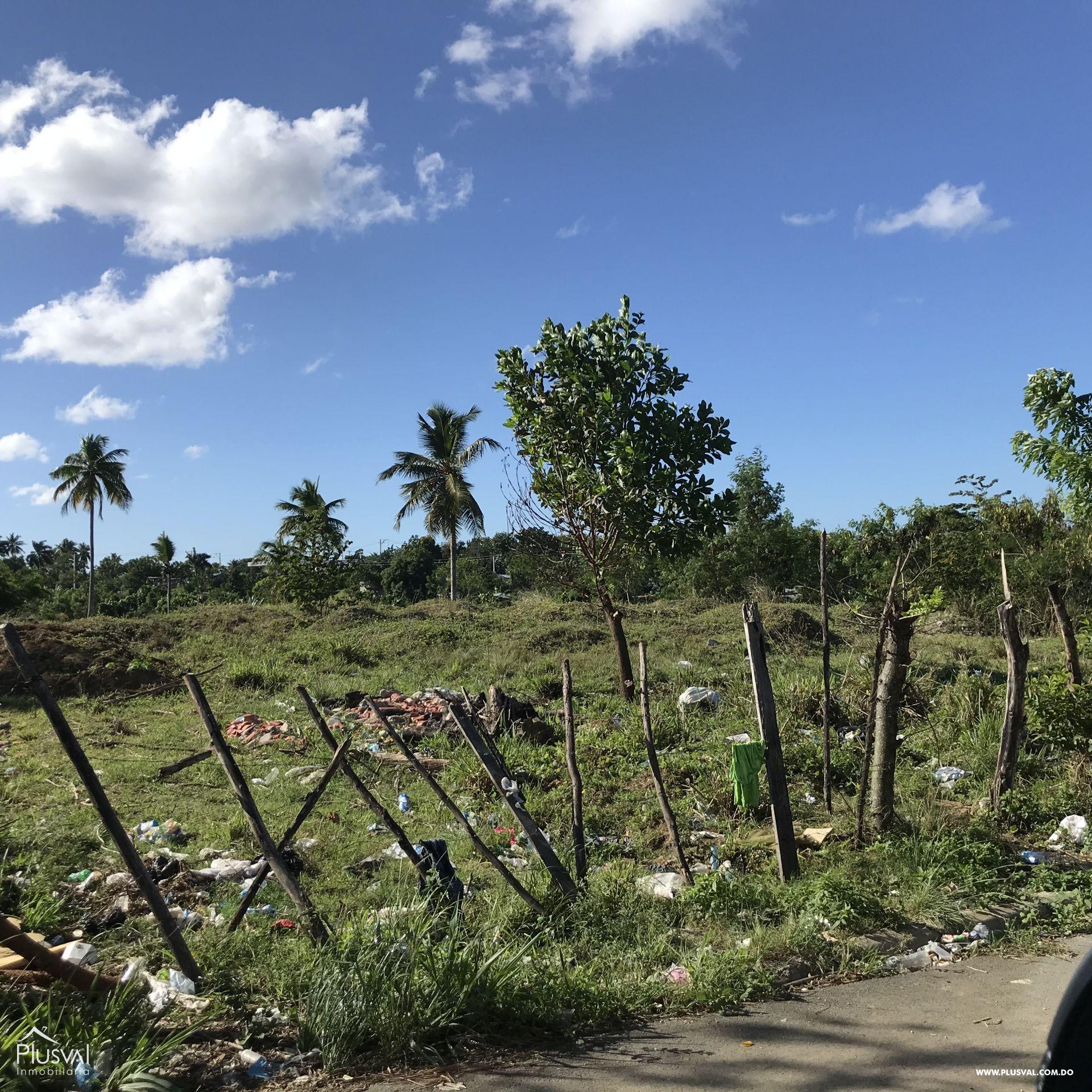 Terreno en la Guayiga de 49,456 metros en venta