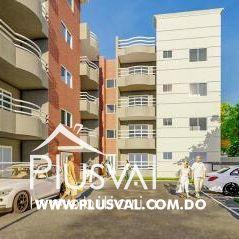 En Ventas Apartamentos en La Ensanche Isabelita.