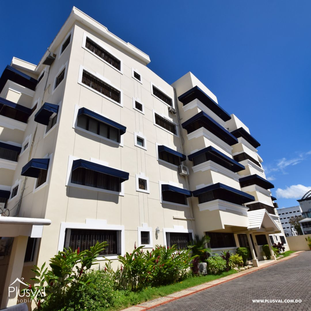 Amplio apartamento de 3 habitaciones en Naco en venta! 145177
