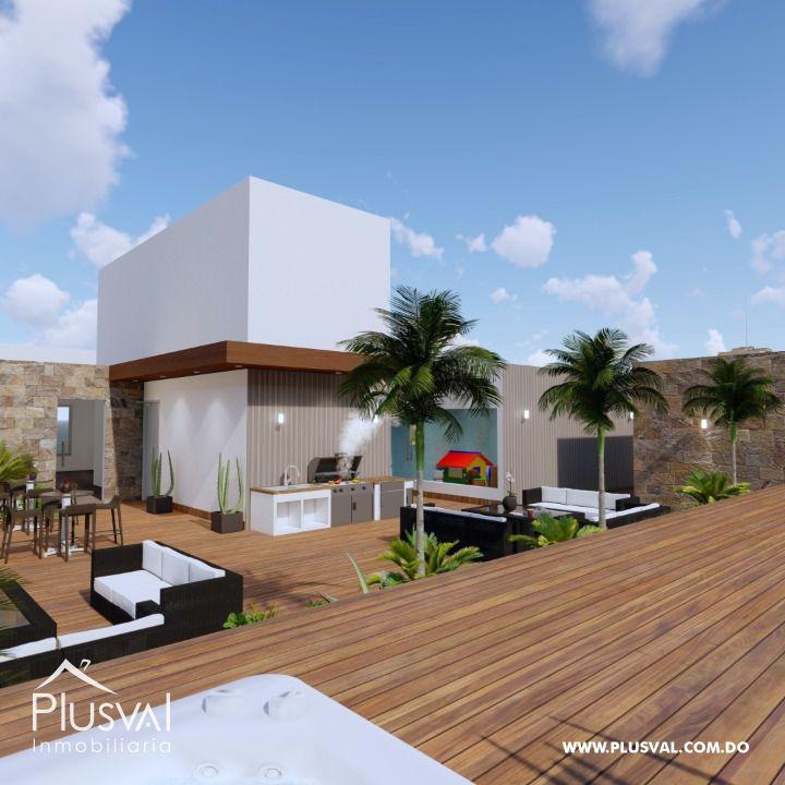 Proyecto de apartamentos Vanguardista en Bella Vista 145420