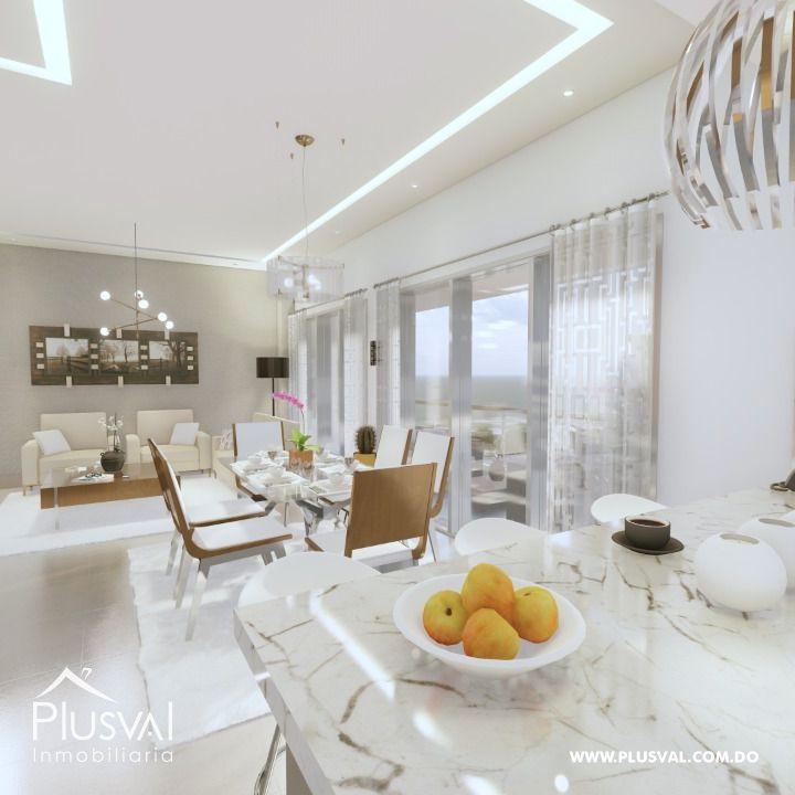 Proyecto de apartamentos Vanguardista en Bella Vista 145424
