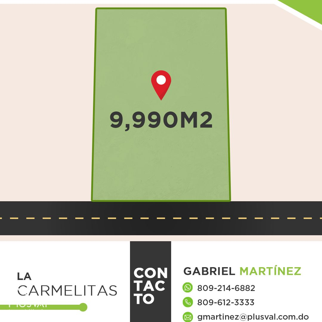 Terreno en venta en exclusivo sector de Santiago