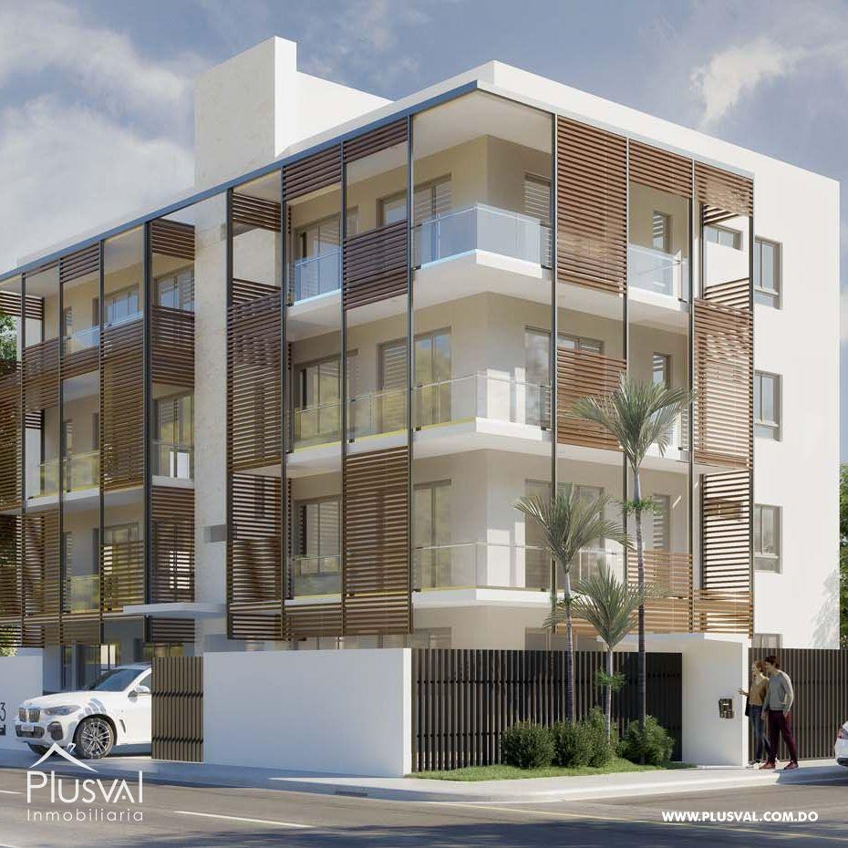 Apartamento en El Dorado de 2 habitaciones