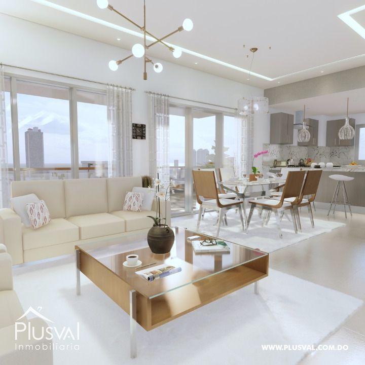 Proyecto de apartamentos Vanguardista en Bella Vista 145427
