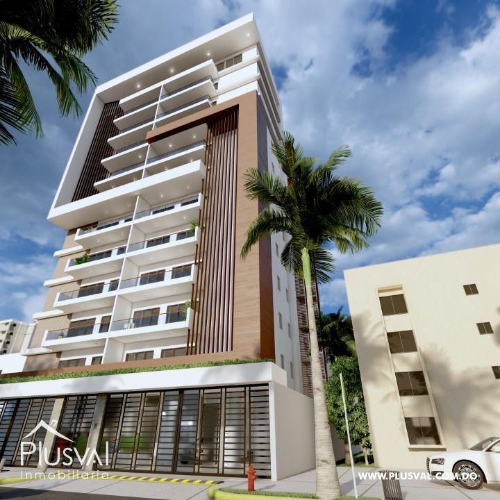 Proyecto de apartamentos Vanguardista en Bella Vista
